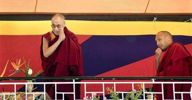 India police charge Tibet holy man in money probe