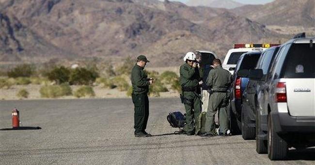 NTSB: Vegas chopper had engine work before crash