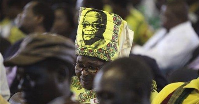 Zimbabwe president confident of poll victory