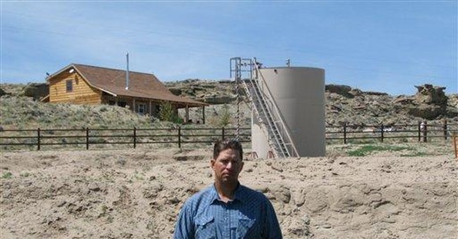 EPA report on WY water doesn't end fracking debate