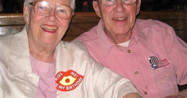 Stranded 86-year-old man survives AZ storm