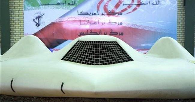 Iran says it will not return US drone