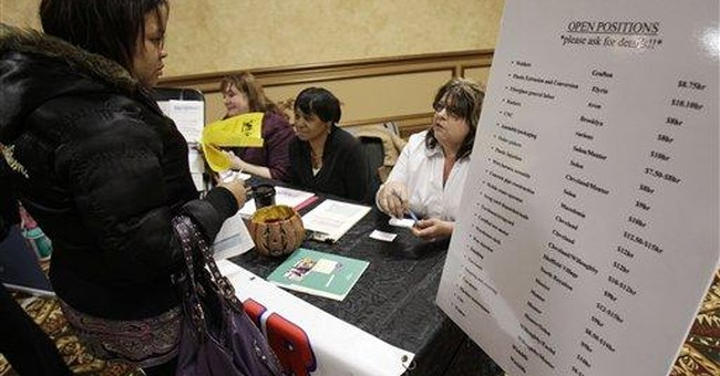 Hiring outlook brightens as jobless claims fall