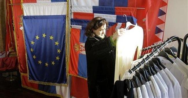 Balkan nations knock on EU door despite crisis