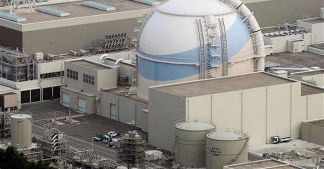 Radioactive water leaks inside Japan plant