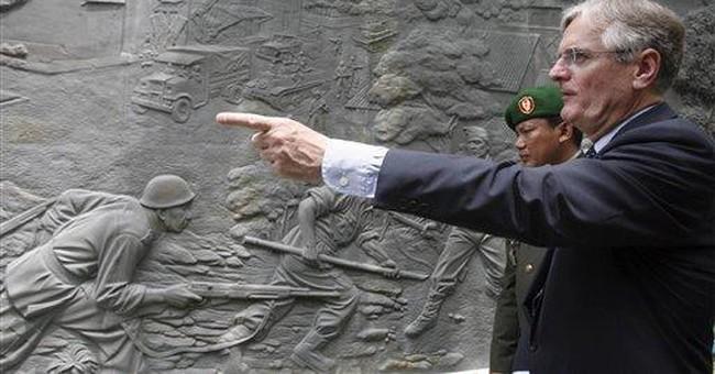 Dutch state apologizes for 1947 Indonesia massacre