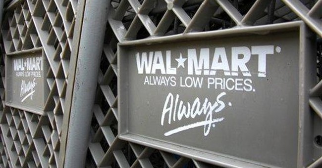 Wal-Mart discloses internal investigation