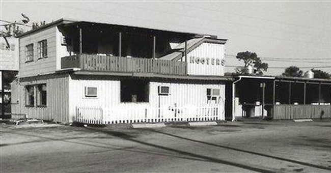 Original Hooters in Florida gets a facelift