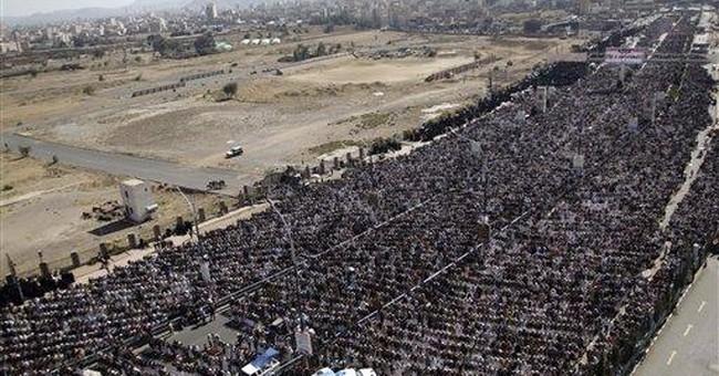 Yemen swears in national unity government