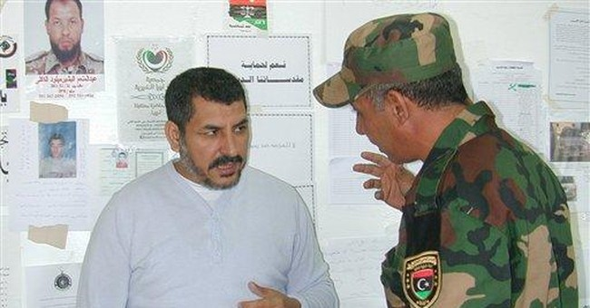 Doctor helps search for many missing in Libyan war