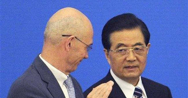 President Hu: China to focus on expanding imports