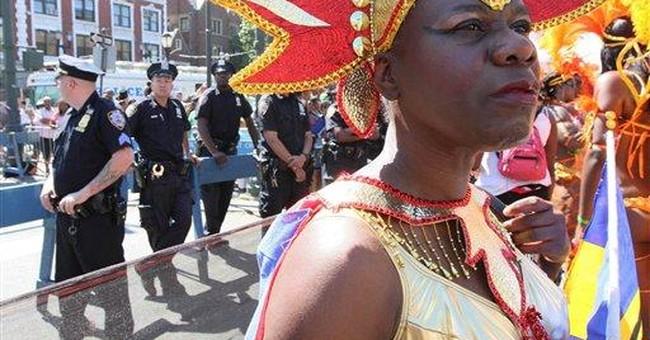 NYPD Facebook probe raises free speech question