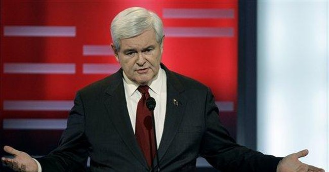 Study: Gingrich tax plan would worsen deficit