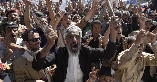 Arab uprisings reshape map of US influence