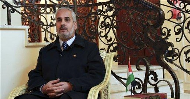 Hamas in Gaza says it's learning from Arab Spring