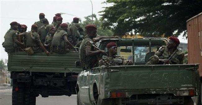 Growing criticism of Congo vote