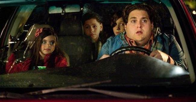 Movie audiences shrink below post-Sept. 11 level