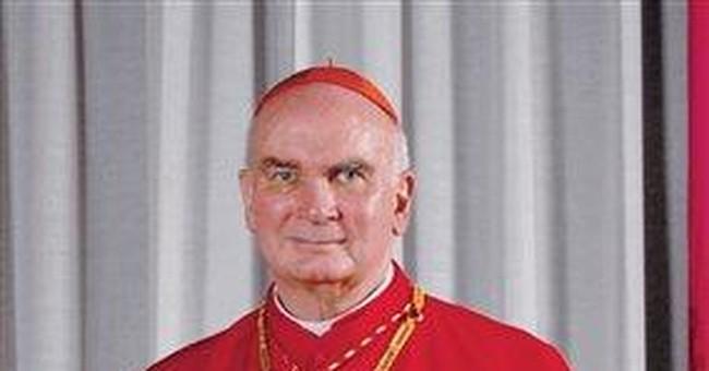 Cardinal Foley, who led order in Jerusalem, dies
