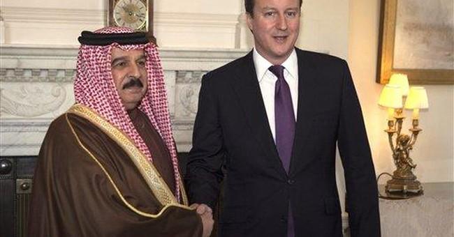 UK urges Bahrain to embrace reform after protests