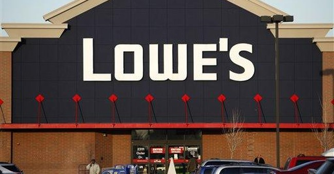Lowe's stands by decision to pull ads