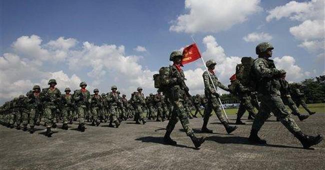 Philippine military chief to focus on Spratlys row