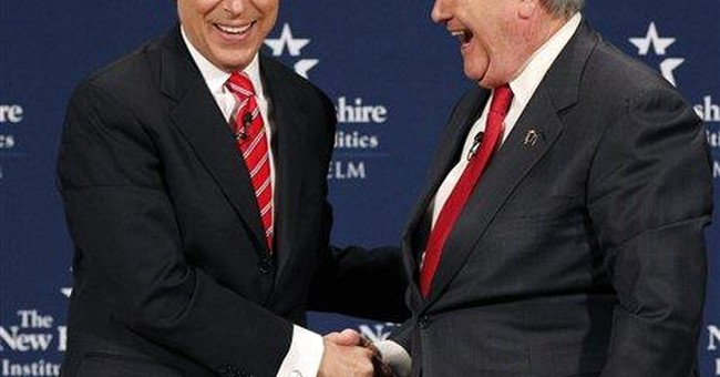 Gingrich says he's thrilled with a no-rules debate
