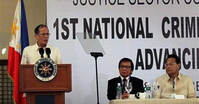 Philippine Supreme Court chief justice impeached