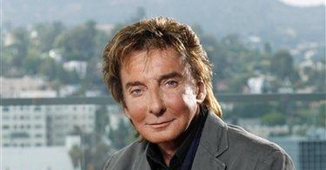 Barry Manilow hospitalized for hip muscle repair