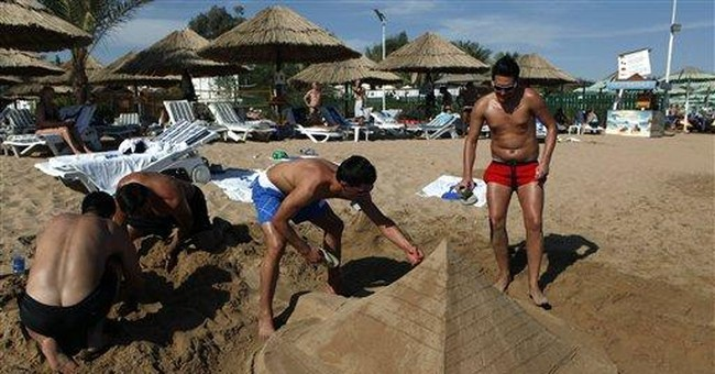 Egypt Islamists offer vision for sin-free tourism