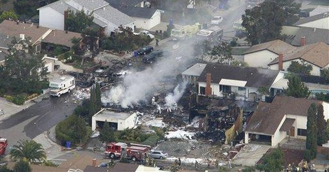 CA family who lost 4 sues over military jet crash