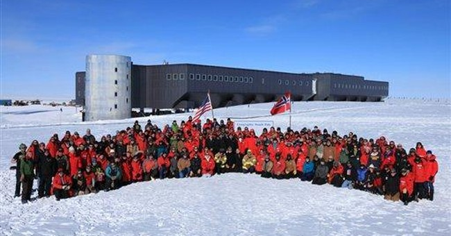 Antarctic teams struggling to reach South Pole