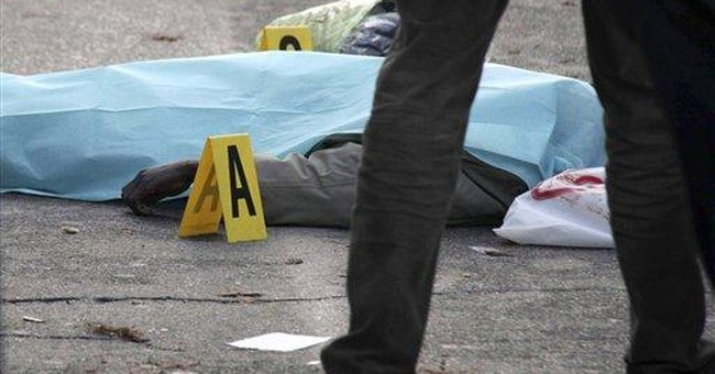 Gunman kills 2 in market in Florence
