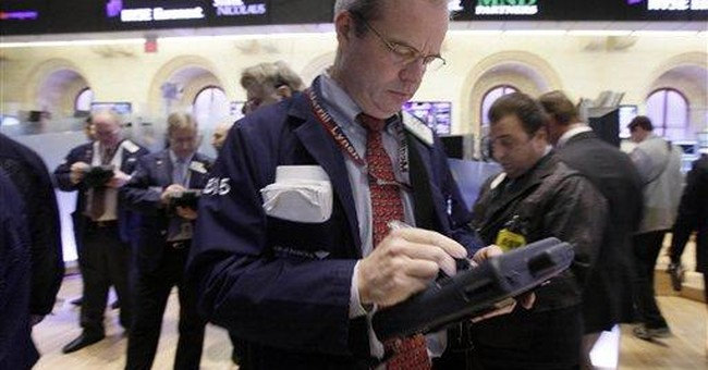 Stock gains fade as Fed warns of market strains