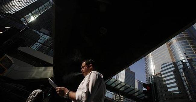 Stocks down sharply as euro nears 2011 low