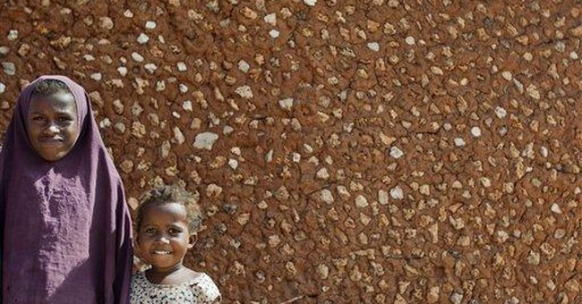 Kenya army: Somali villagers need food aid