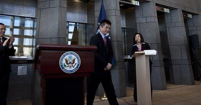 AP Exclusive: US ambassador faults China on rights