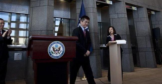 AP Exclusive: US ambassador faults China on rights