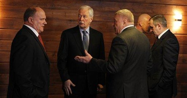 Putin loyalist resigns as parliament speaker