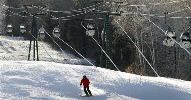 Warm temps in Northeast thwart resorts' snowmaking