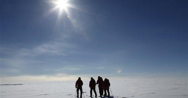 Amundsen's South Pole feat remembered 100 years on