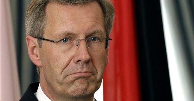 Pressure mounts on German president over loan