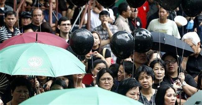 Impeached judge warns of Philippine 'dictatorship'