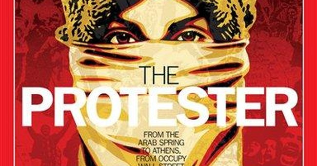 Time names 'The Protester' as 'Person of Year'