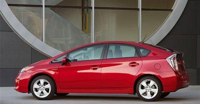 Toyota grows the Prius