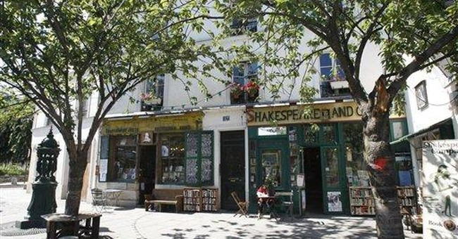 Founder of famous Paris bookstore dies at 98