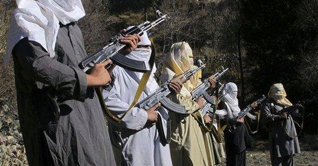 Journey with Taliban shows militants' resilience