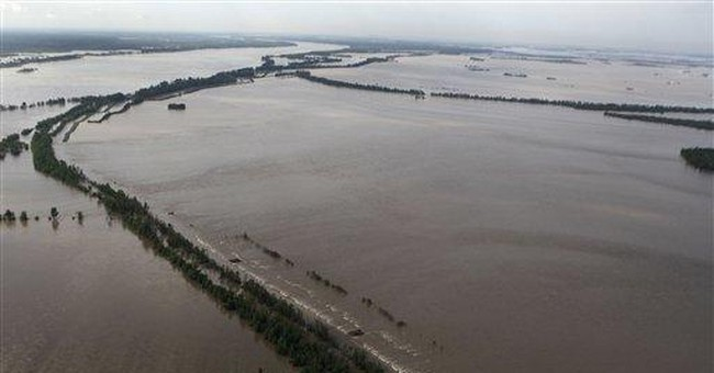 Crop insurance rates skyrocket after summer floods