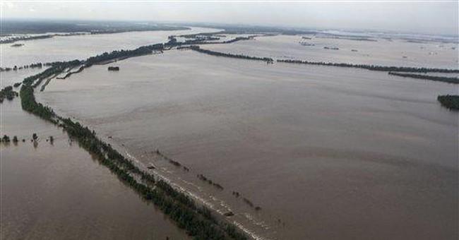 Crop insurance rates skyrocket after summer floods