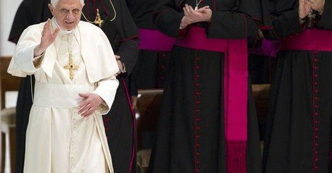 Pope encourages scandal-marred Legion