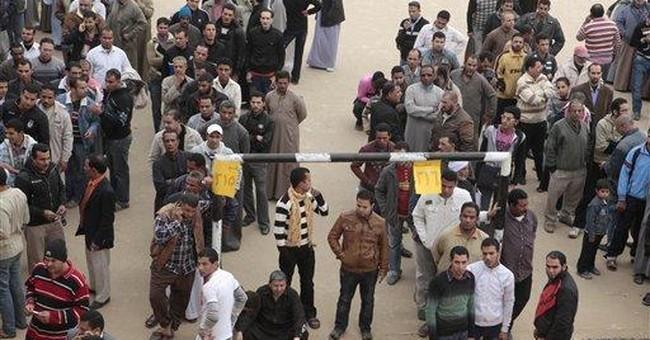 Egypt's seculars desperate to balance Islamists